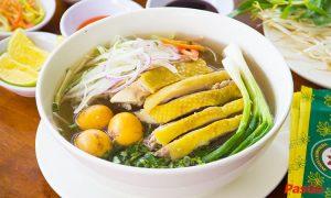 Đỗ Gia chính là một trong những thương hiệu phở có tiếng tại thành phố Hà Nội.
